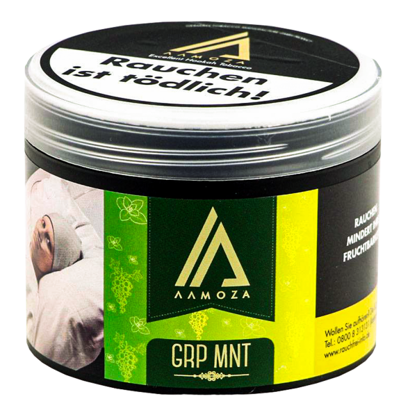 Aamoza Tabak -GRP MNT 200g
