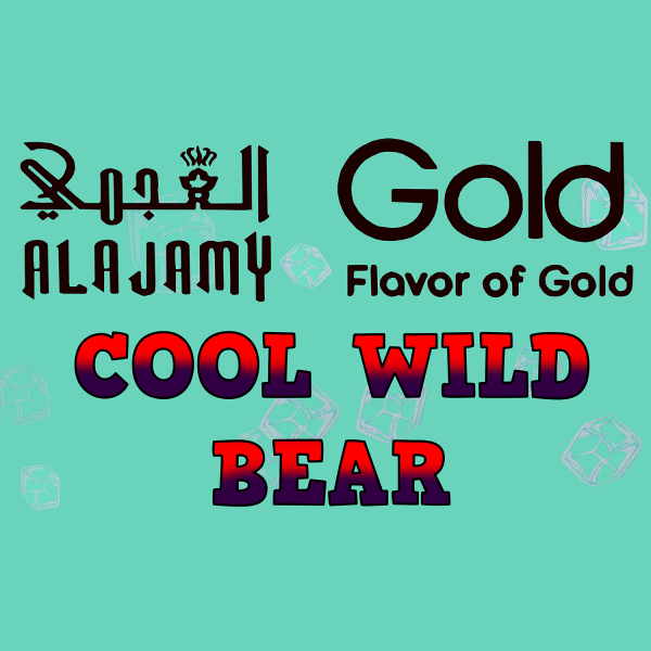 Alajamy Gold Cool Wild Bear (25 g)