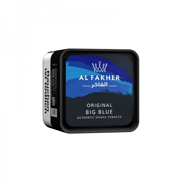 Al Fakher Tabak 200 g - Big Blue
