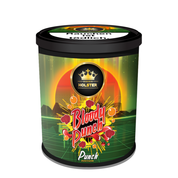 Holster Tobacco 1 Kg - Bloody Punch