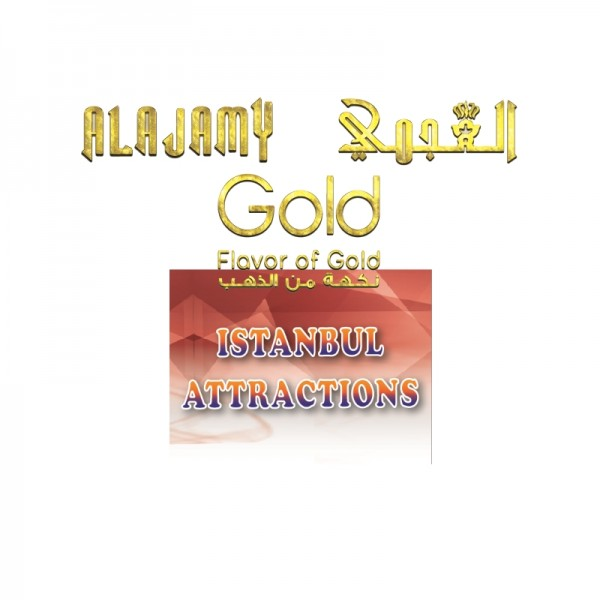 Alajamy Gold Istanbul Attractions (50 g)