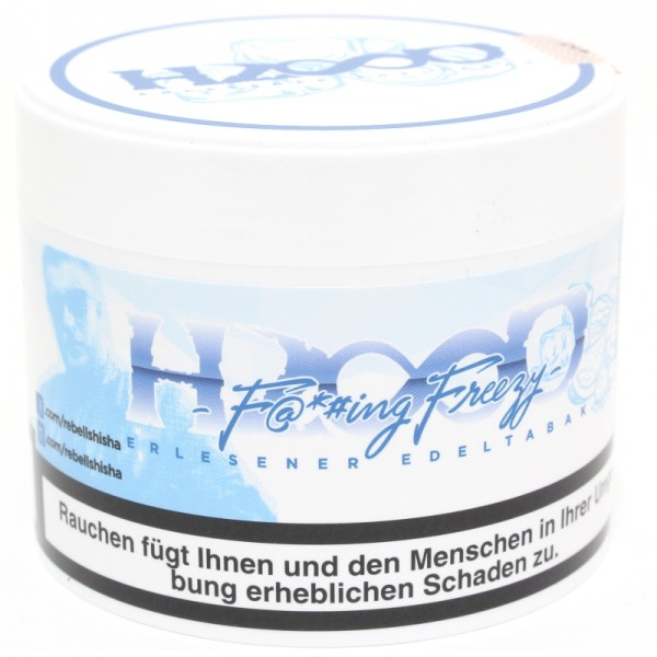 Hasso 200 g - F@*#ing Freezy - Mellon Punch