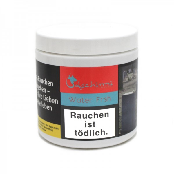 Dschinni Tobacco - 200 g - Water Fresh