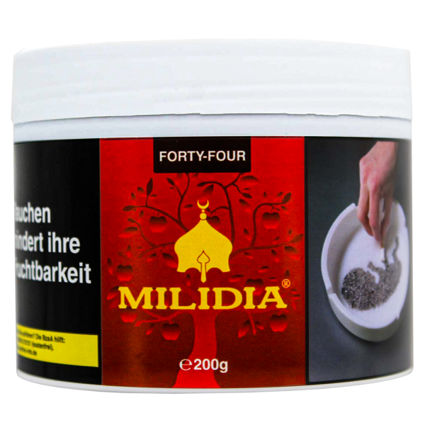 Milidia Tobacco 200g - Fourty Four