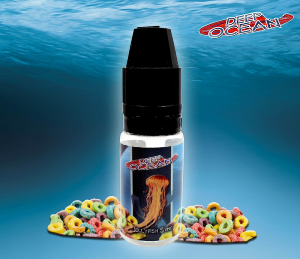 Deep Ocean Molasses - Jellyfish Sting - 10 ml