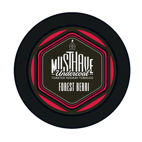 MustHave – Forest Berri – 200g