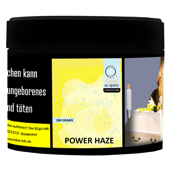 Al Ajamy Tabak (200 g) - POWER HAZE