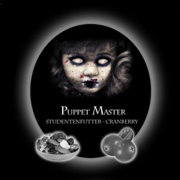 Paranormal Liquidity Molasse 20 ml - Puppet Master